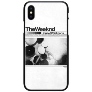The Weeknd iPhone Case #4