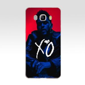 The Weeknd Samsung Case #4