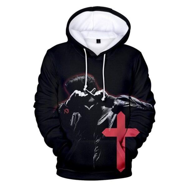 the weeknd hoodie