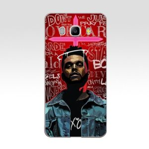 The Weeknd Samsung Case #8