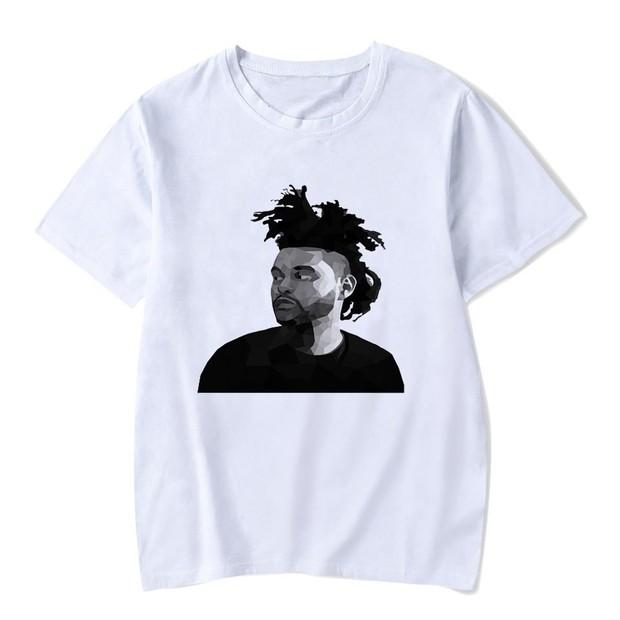 the weeknd t-shirt
