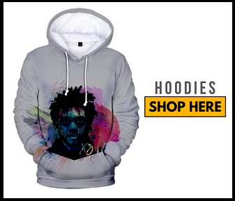 weeknd hoodies