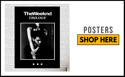 weeknd poster