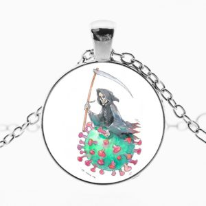 The Coronavirus Necklace #2