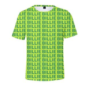 Billie Eilish Letters T-Shirt
