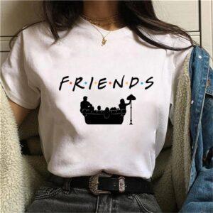 Tv Friends T-Shirts for Women #1