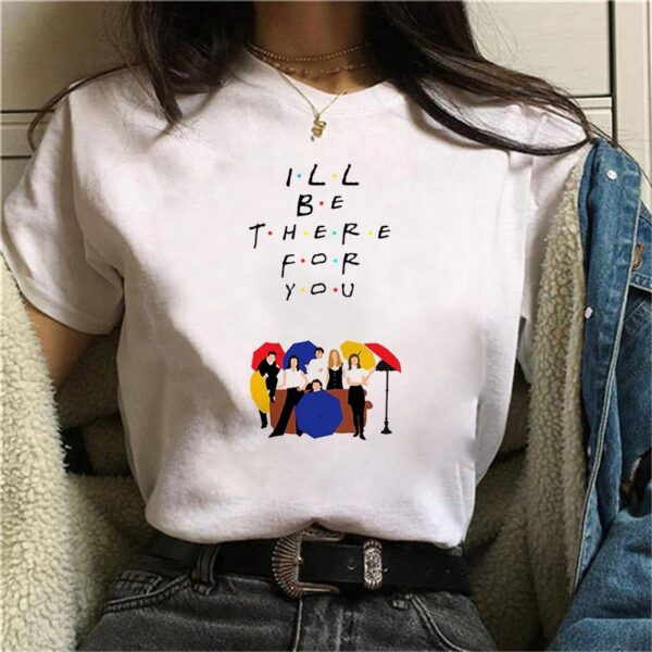 tv friends t-shirt