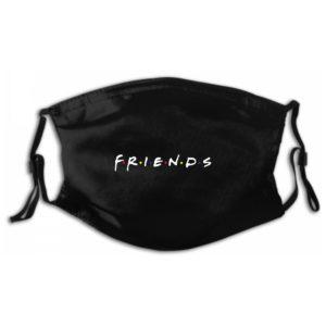 Tv Friends Mask