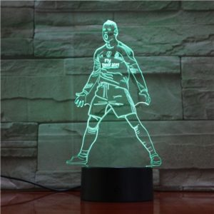 CR7 Led Lamp