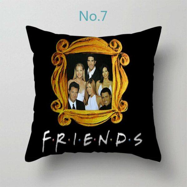 tv friends pillows