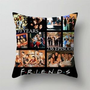 Tv Friends Pillows