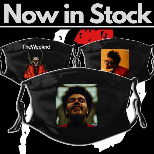 the weeknd mask