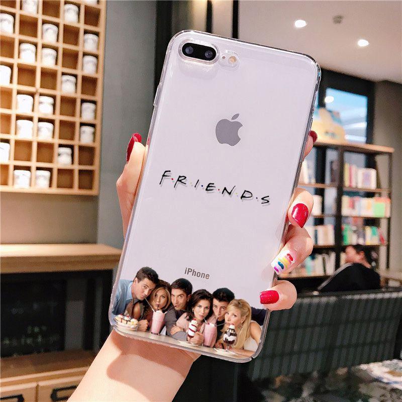 tv friends iphone