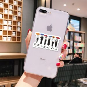 Tv Friends iPhone Case