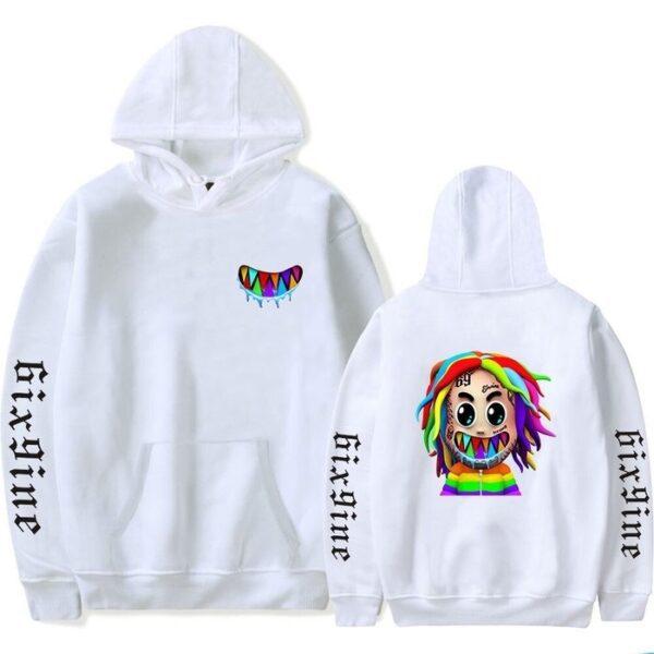 6ix9ine hoodie