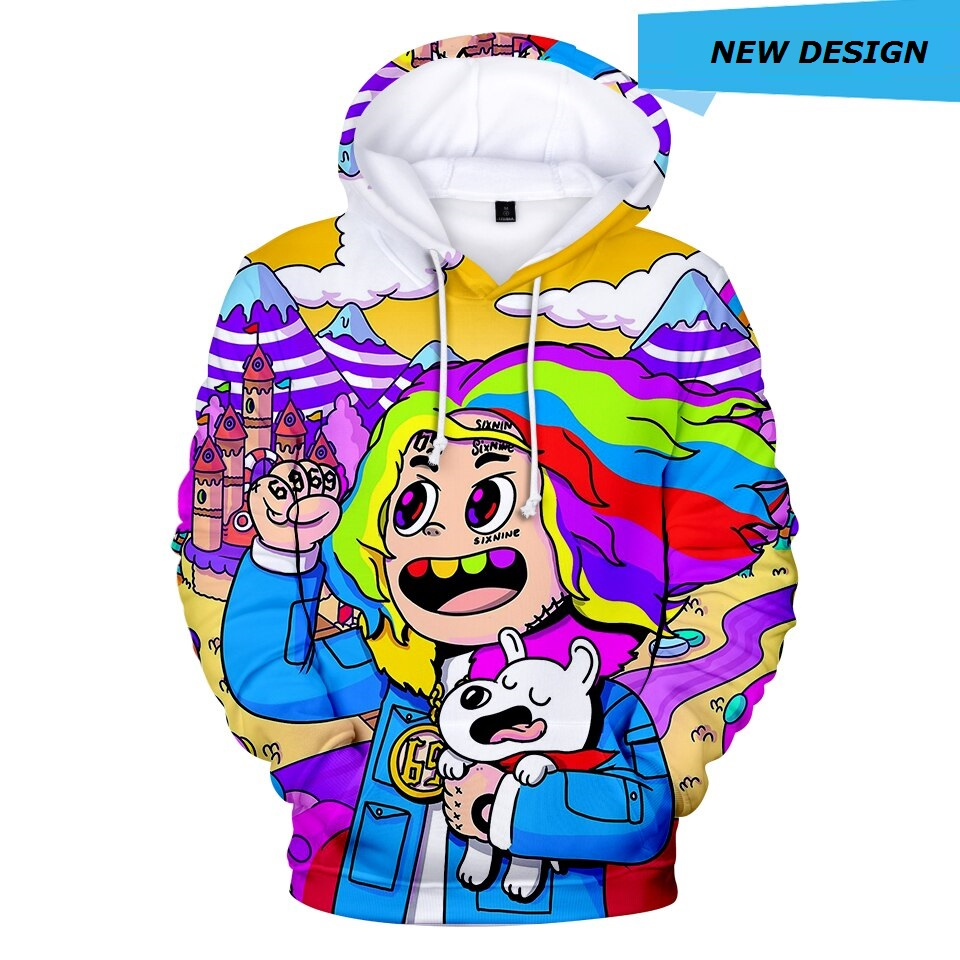 6ix9ine clothing