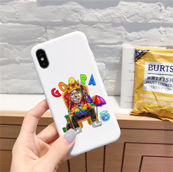 6ix9ine iphone case