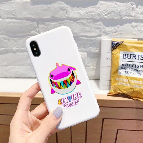 6ix9ine iphone case