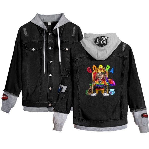 6ix9ine jacket