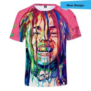 6ix9ine T-Shirt #6