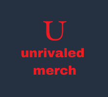 unrivaled merch logo