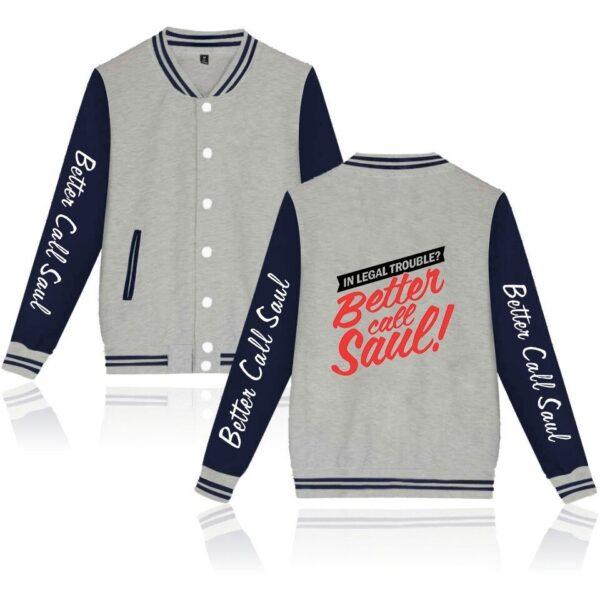 better call saul baseball jacket