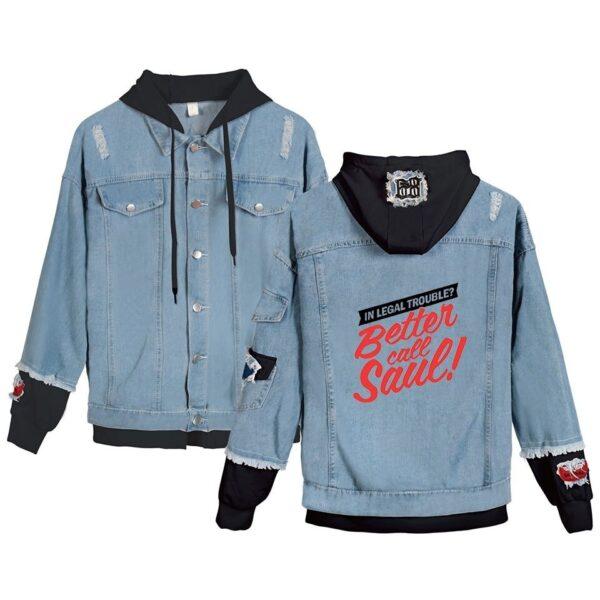 better call saul denim jacket