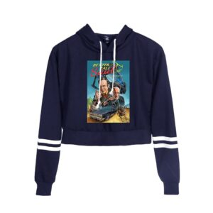 Better Call Saul Cropped Hoodie #4
