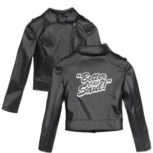 Better Call Saul Leather Jacket