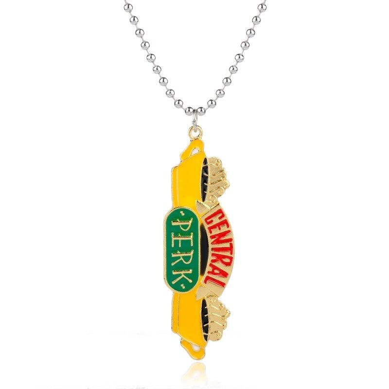 tv friends necklace
